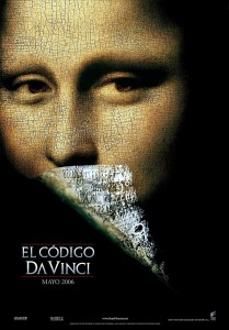 Póster de la película El código Da Vinci