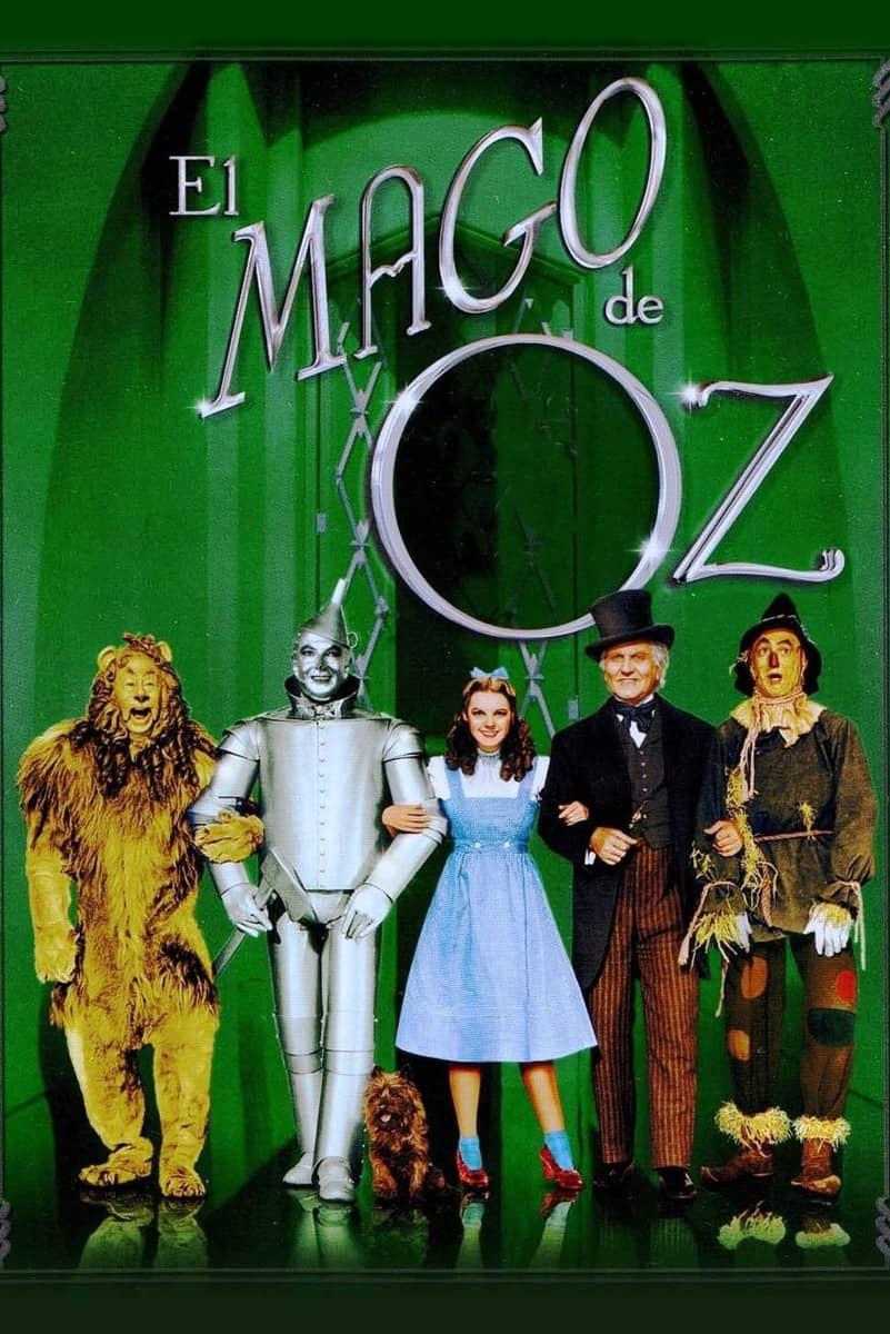 La película El mago de Oz - el Final de