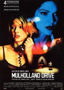 Póster de la película Mulholland Drive