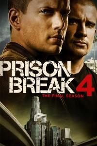 Póster de la serie Prison Break Temporada 4