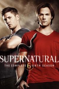 Póster de la serie Sobrenatural Temporada 6
