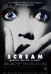 Póster de la película Scream: Vigila quién llama