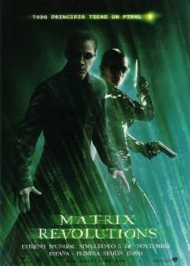 Póster de la película Matrix Revolutions