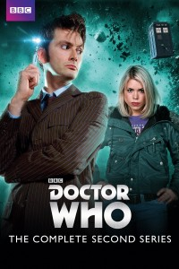 Póster de la serie Doctor Who Temporada 2