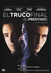 Póster de la película El truco final (El prestigio)