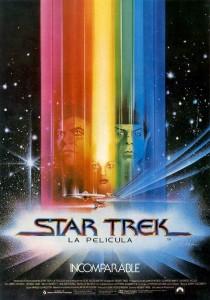Póster de la película Star Trek I: La película