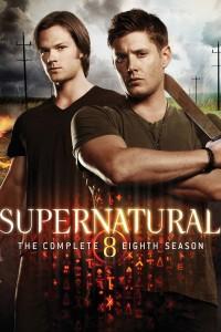 Póster de la serie Sobrenatural Temporada 8