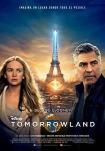 Póster de la película Tomorrowland: El mundo del mañana