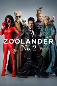 Póster de la película Zoolander No. 2