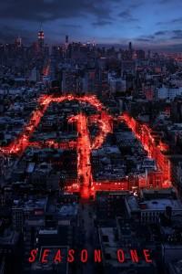 Póster de la serie Daredevil Temporada 1