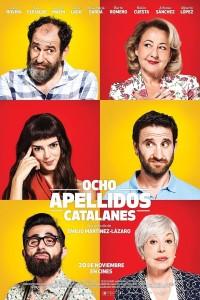 Póster de la película Ocho apellidos catalanes