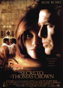 Póster de la película El secreto de Thomas Crown