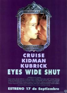 Póster de la película Eyes Wide Shut