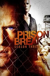Póster de la serie Prison Break Temporada 3