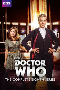 Póster de la serie Doctor Who Temporada 8