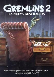 Póster de la película Gremlins 2: La nueva generación