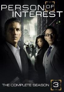 Póster de la serie Vigilados, Person of Interest Temporada 3