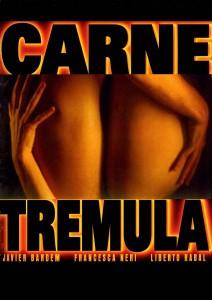 Póster de la película Carne Trémula