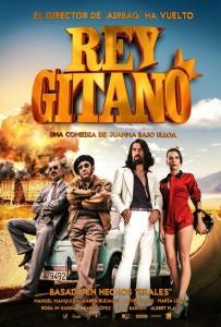 Póster de la película Rey Gitano