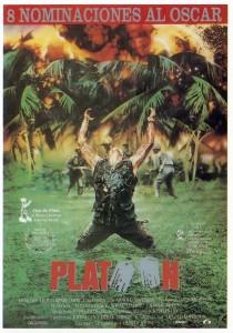 Póster de la película Platoon
