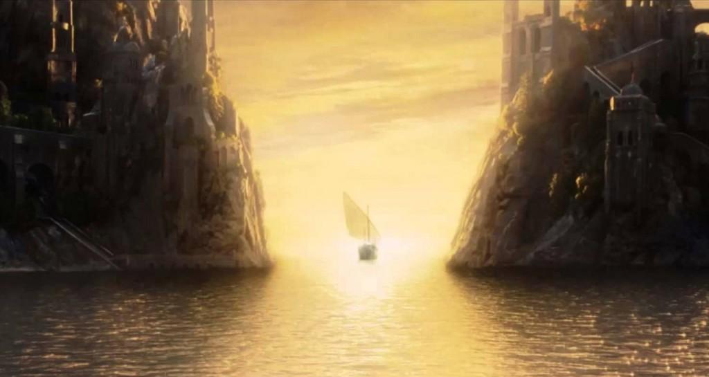 Qué les pasó a los personajes de El Señor de los Anillos tras la película?  - elFinalde