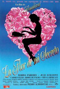 Póster de la película La Flor de mi secreto