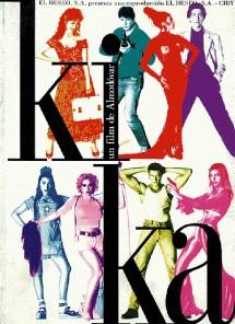 Póster de la película Kika