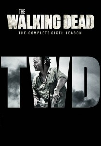 Póster de la serie The Walking Dead 2ª parte (9-16) Temporada 6