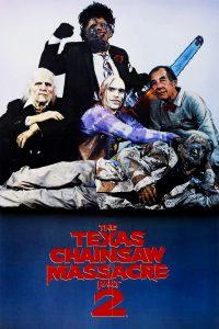 Póster de la película La matanza de Texas II