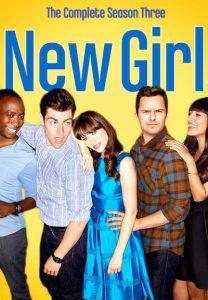 Póster de la serie New Girl Temporada 3