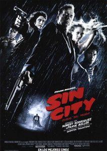 Póster de la película Sin City