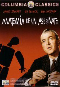 Póster de la película Anatomía de un asesinato