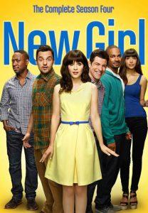 Póster de la serie New Girl Temporada 4