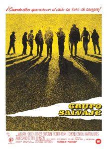 Póster de la película Grupo salvaje