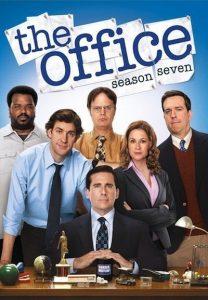 Póster de la serie La Oficina (The office) Temporada 7