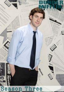 Póster de la serie La Oficina (The office) Temporada 3