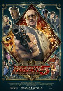 Póster de la película Torrente 5: Operación Eurovegas
