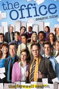 Póster de la serie La Oficina (The office) Temporada Final 9