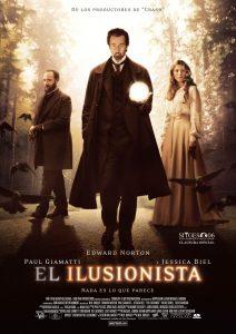 Póster de la película El ilusionista