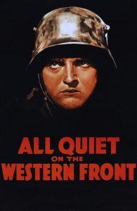 Póster de la película Sin novedad en el frente (1930)