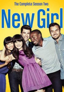 Póster de la serie New Girl Temporada 2