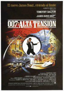 Póster de la película 007: Alta tensión