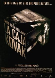 Póster de la película La caja Kovak