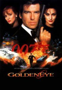Póster de la película GoldenEye (1995)