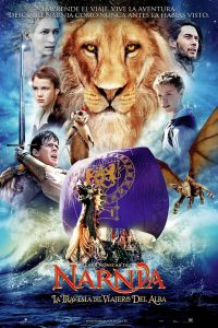 Póster de la película Las crónicas de Narnia: La travesía del viajero del alba