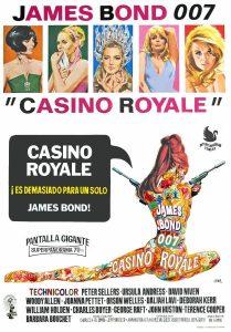 Póster de la película Casino Royale (1967)