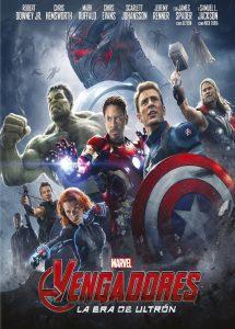 Póster de la película Vengadores: La era de Ultrón