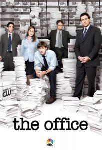 Póster de la serie La Oficina (The office) Temporada 2