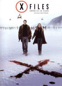 Póster de la película X Files: Creer es la clave