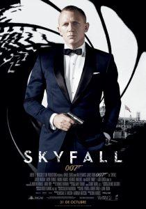 Póster de la película Skyfall